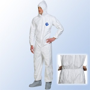 Disposable coveralls deliver comfortable, easy-to-wear safety option