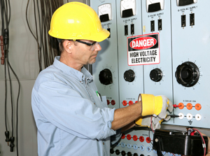 Protect workers from the hazards of electricity
