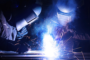 Safeguard workers from harmful welding fume