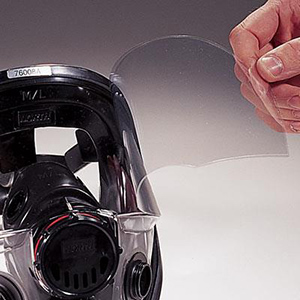 Reduce scratches with North® peel-away lens protectors