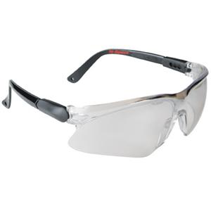 Best-selling Riptide® safety glasses work well indoors and out