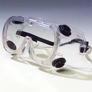 Maintain optimal vision with N-Specs® anti-fog safety goggles