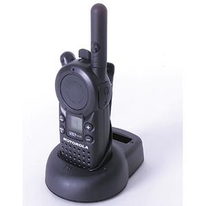 Motorola CLS Series™ two-way single channel radio boosts communication