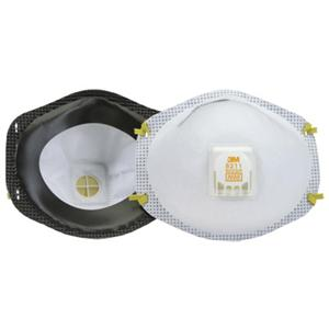 3M 8211 disposable particulate respirators offer comfort and protection