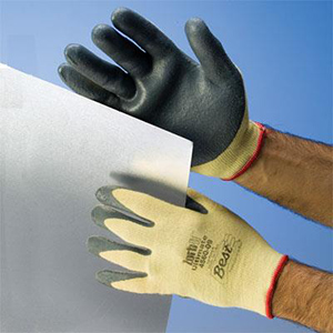 Reduce cuts and improve grip with Showa® Best® Zorb-IT® Ultimate gloves