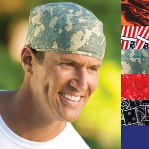Keep workers cool with NS® Kool Downs bandanas