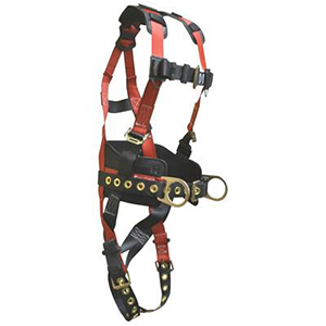 Choose NS® Foreman+ full-body harness for outstanding fall protection