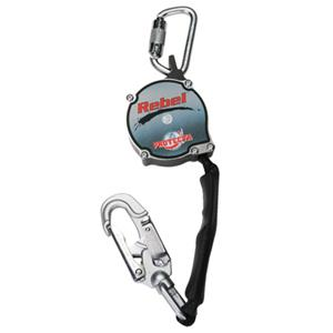 Deliver lightweight fall protection with a Protecta® Rebel® self-retracting lifeline