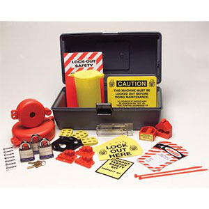 Avoid serious injuries with a Prinzing lockout tagout kit