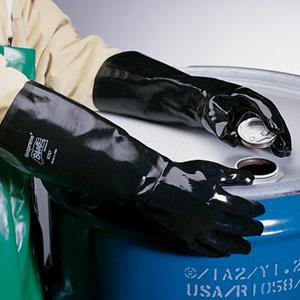 Protect against chemicals with Showa® Best® NeoGrab™ gloves