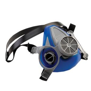 Protect workers with affordable MSA Advantage® 200 LS half mask respirators