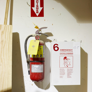 Portable fire extinguisher basics
