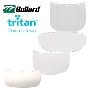 New for 2012 - Bullard® Tritan™ Visors