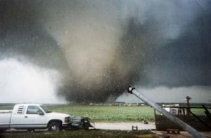 CDC encourages head protection during tornadoes