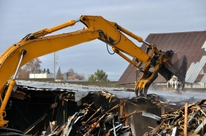 Demolition project helps Oak Ridge National Library to become a cleaner, safer place
