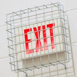 Establishing exit routes an important part of workplace safety