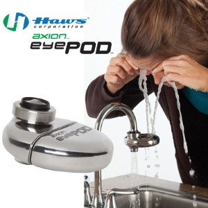 Northern Safety adds Haws® Axion™ EyePOD™ in 2012