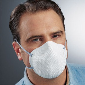 Deliver safe breathing with effective Moldex 2200 respirators