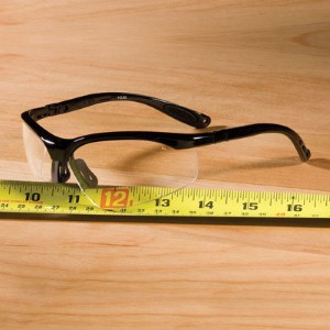 Stylish, practical N-Specs® Readers Safety Glasses