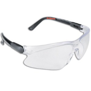 N-Specs® Riptide® Safety Glasses with Clear Anti-Fog Lens maintain vision