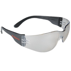 Lightweight safety glasses deliver sporty look at economical price