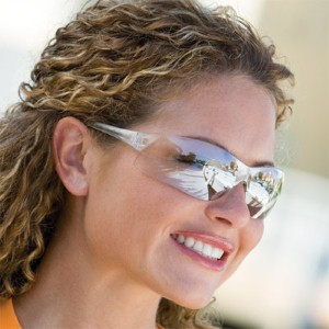 Protect visitors' eyes with Visitor Sport safety glasses