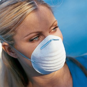 Block dust and minor irritants with an NS® 7000 Dust Mask