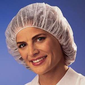 Choose hairnets to help prevent product contamination