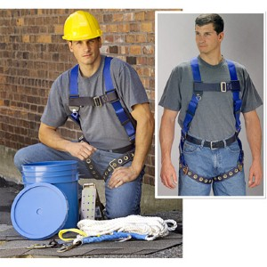 Roofer's kit gives workers convenience