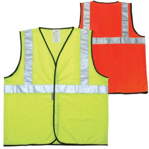Deliver essential visibility to traffic workers