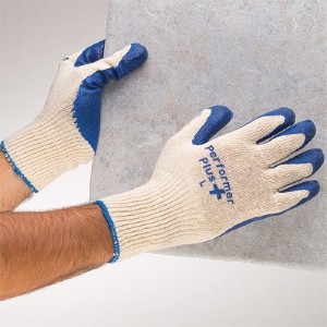 NS® Performer Plus rubber coated gloves deliver comfort and flexibility