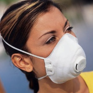 Comfortable NS® respirator can help ensure employee safety