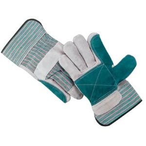 Work gloves provide workers extra safety