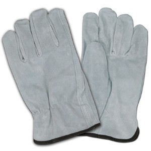 Leather gloves deliver comfort and affordability to employees
