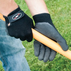 NS® Ruf-flex Plus work gloves offer comfort, secure grip