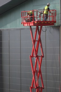 OSHA declares scissor lifts can be deadly if not used properly