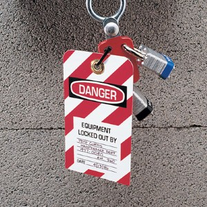Proper lockout tagout protocols protect workers