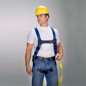 Safety harness can help companies meet new OSHA standards