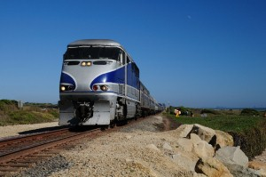 Transportation Secretary LaHood announces new railroad projects across the U.S.