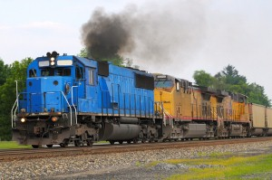 Updated locomotive safety standards announced by DOT