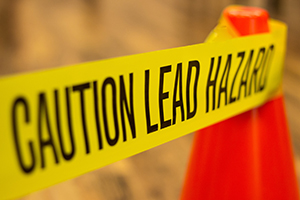 Reminding Workers About Dangers of Lead Exposure to Children