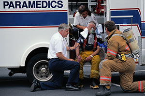 NIOSH: New Software Monitors the Health and Safety of Emergency Responders