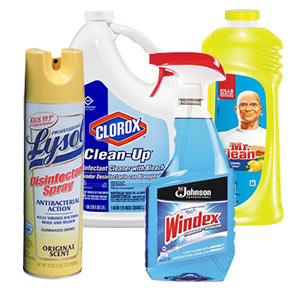 Shop Janitorial Cleaning Chemicals