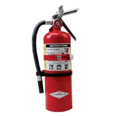 Shop Fire Safety Equipment