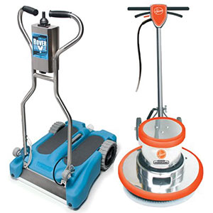 Shop Floor Cleaning Machines