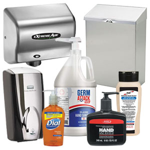 Shop Hand and Hygiene Products