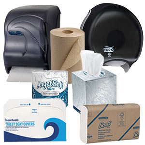 Shop Paper Products and Dispensers