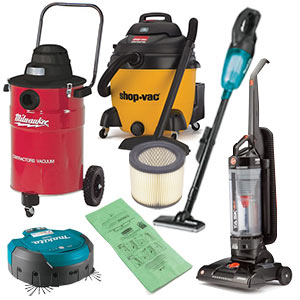 Shop Vacuum Cleaners