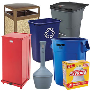 Shop Waste and Recycling