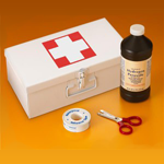 Bandages and Emergency Pressure Supplies